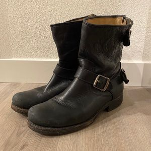 Frye Double Belted Veronica Boot